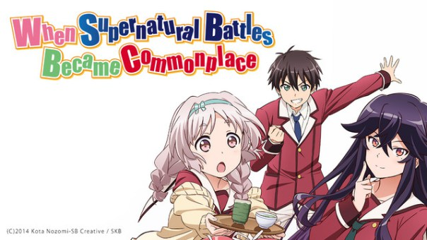 When Supernatural Battles Become Commonplace 1